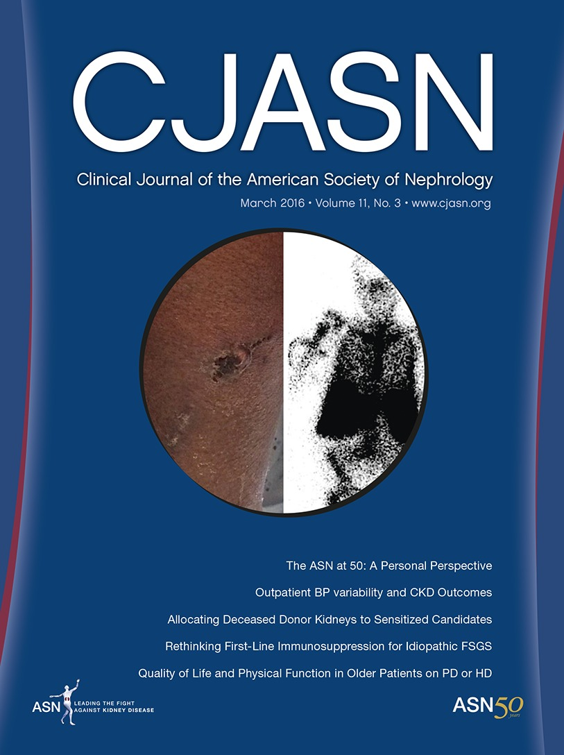 CKD of Uncertain Etiology: A Systematic Review | American Society of