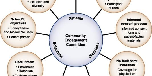 Integrating Patient Priorities with Science by Community Engagement in the Kidney Precision Medicine Project