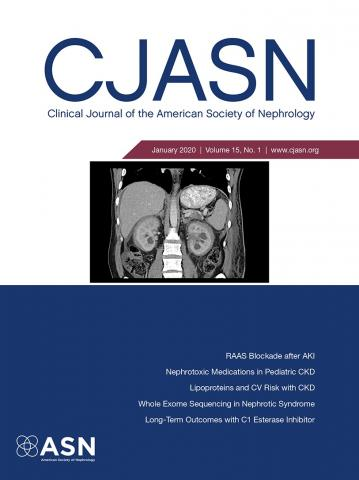 Clinical Journal of the American Society of Nephrology: 15 (1)