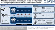 Exome Chip Analyses and Genetic Risk for IgA Nephropathy among Han Chinese