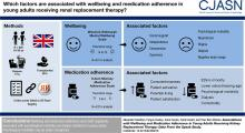 Associations with Wellbeing and Medication Adherence in Young Adults Receiving Kidney Replacement Therapy