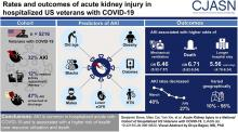Acute Kidney Injury in a National Cohort of Hospitalized US Veterans with COVID-19