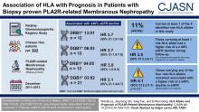 HLA Alleles and Prognosis of PLA2R-Related Membranous Nephropathy