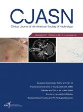 Clinical Journal of the American Society of Nephrology: 12 (12)