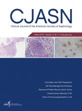 Clinical Journal of the American Society of Nephrology: 14 (3)