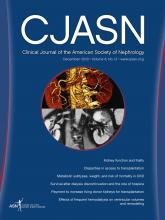 Clinical Journal of the American Society of Nephrology: 8 (12)